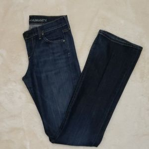 CITIZENS OF HUMANITY Kelly Low Rise Jeans